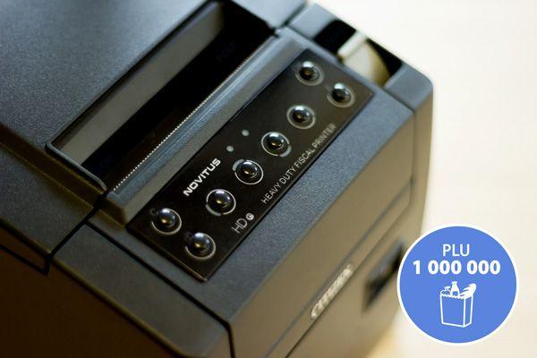To nie żart. Novitus HD E - drukarka fiskalna do zadań specjalnych.