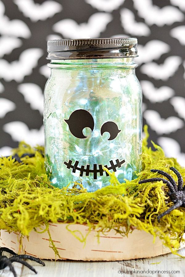 181 best halloween vinyl ideas images on pinterest for Home craft expressions decor