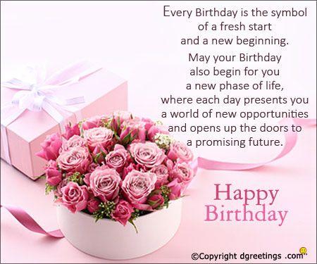 Birthday Wishes..!