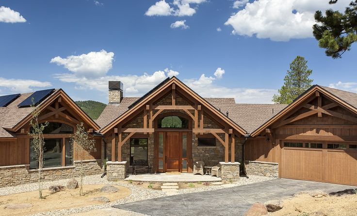 11 best twin sisters ranch images on pinterest for Ranch timber frame plans