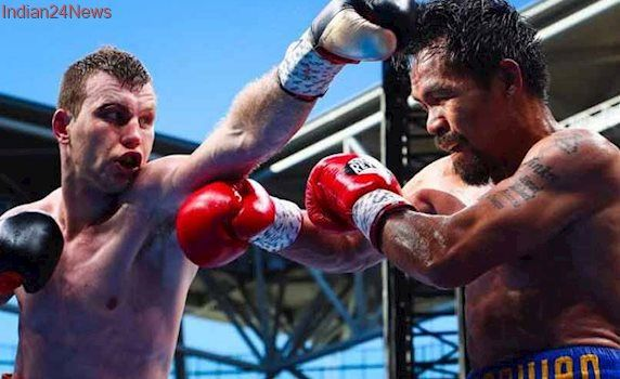 Jeff Horn Stuns Manny Pacquiao To Win WBO Welterweight Crown