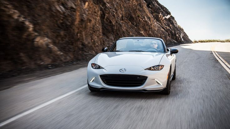 Mazda MX-5 Miata - Best Affordable Sports Cars In 2016 HD Images