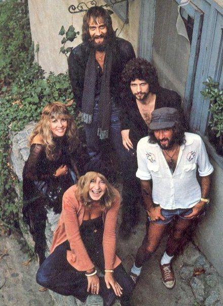 Fleetwood Mac - school friend was huge fan