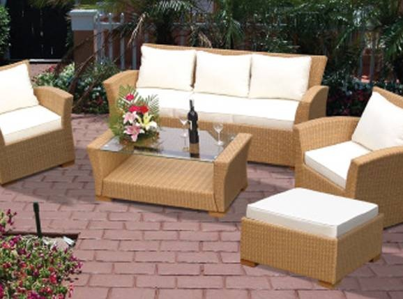 1000 Images About All Weather Wicker Furniture On Pinterest