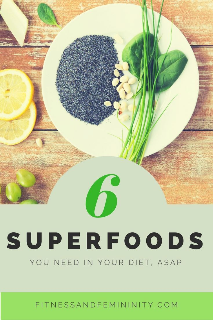 Discussion on this topic: These Are the 6 Superfoods You Should , these-are-the-6-superfoods-you-should/