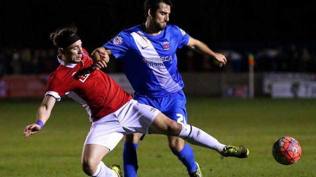 FA Cup: Salford City 1-1 Hartlepool United highlights