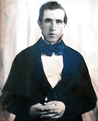 Joseph Smith (Scannel daguerreotype)