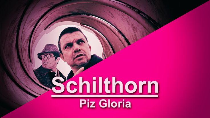 Schilthorn Piz Gloria - Skyline walk and Thrill walk