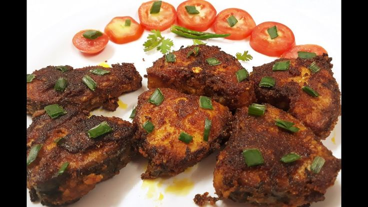 Rohu Fish Fry Recipe in Hindi - North India Special