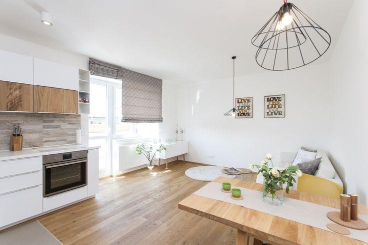 apartment designed by Kristina Proksova