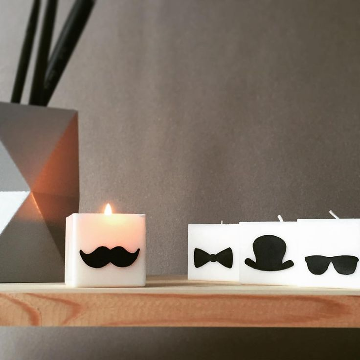 eco friendly candles by pinelight. cute gift for him. rapeseed wax candles from EU. sustainable resource