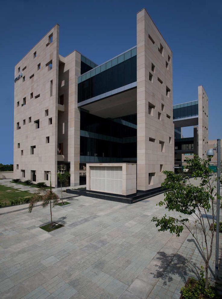 Gallery of Office Hub in Gurgaon / Morphogenesis - 1