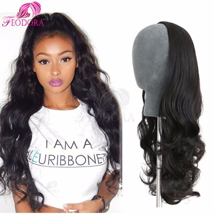 7 best half wig human hair extensions images on pinterest black online shop virgin half wig denstiy no lace wig human hair wig wavy virgin brazilian human hair wigs extensions for black women pmusecretfo Gallery