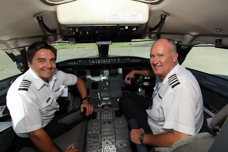 Flycemair pilots