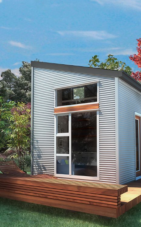 1 | House In A Box: This Tiny Flatpacked $30,000 Home Can Be Assembled With Just A Drill | Co.Exist | ideas + impact