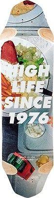 Decks 165944: Madrid High Life Freeride Longboard Skateboard Deck- 9.75X36 BUY IT NOW ONLY: $107.95