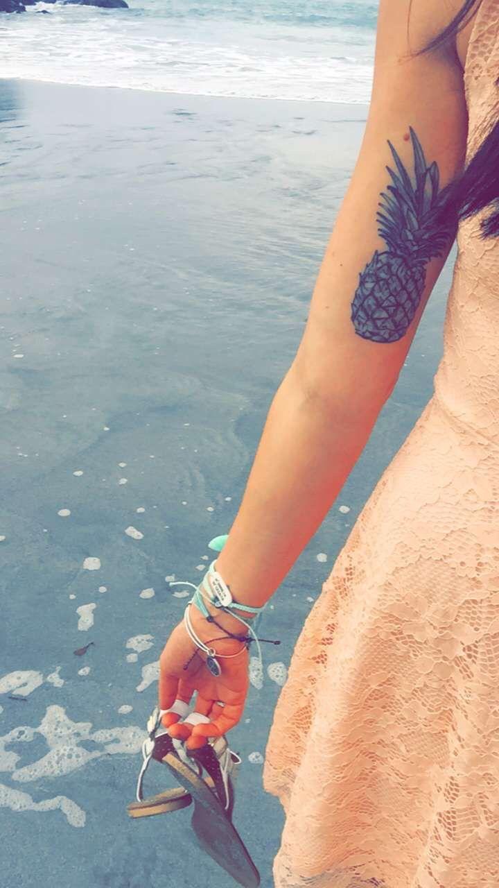 What The Fertility Pinapple Tattoos Pineapple Tattoo