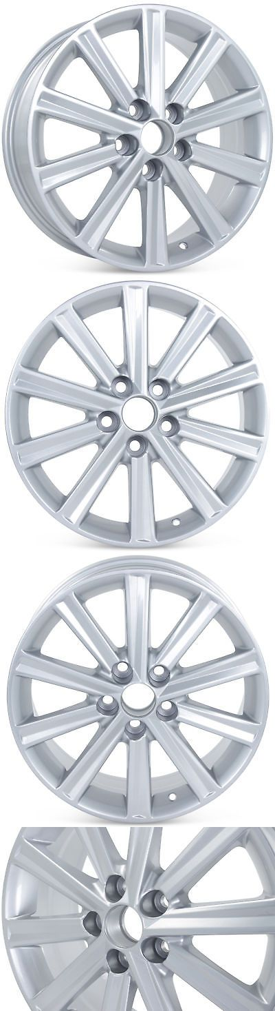auto parts - general: New 17 X 7 Replacement Wheel For Toyota Camry 2011 2012 2013 2014 Rim 69603 -> BUY IT NOW ONLY: $99.98 on eBay!