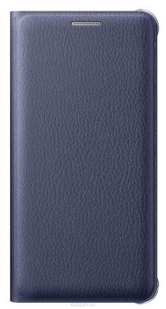 Samsung EF-WA310 Flip Wallet чехол для Galaxy A3 (2016), Dark Blue  — 2119 руб. —  Чехол-книжка Samsung Flip Wallet подходит для модели смартфона Samsung Galaxy A3 (SM-A310F). В отличие от простых накладок он защищает не только боковые грани и заднюю стенку смартфона, но и экран от пыли, царапин и потертостей. Он выполнен из полиуретана и плотно прилегает к корпусу девайса. Изящный чехол в минималистичном стиле станет отличным подарком для практичных людей. В специальном кармашке внутри…