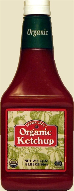 This ketchup is the best I've ever had! It's only $1.99 a bottle!