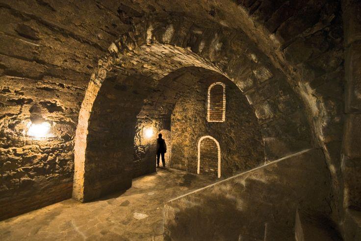 Les souterrains de Klodzko. (Photo: Wiesław Jurewicz)