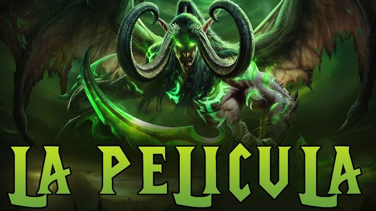 World of Warcraft Legion: La Película (TODAS las Cinematicas Ordenadas Cronologicamente)