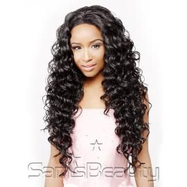 R&B Collection 21Tress Human Hair Blend Lace Front Wig HL-Angel