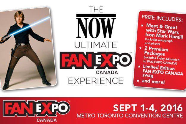 Check out The NOW Ultimate Fan Expo Canada Experience from NOW Toronto - I just…
