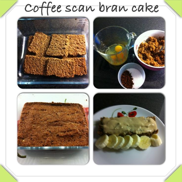 Scan Bran Coffee Cake