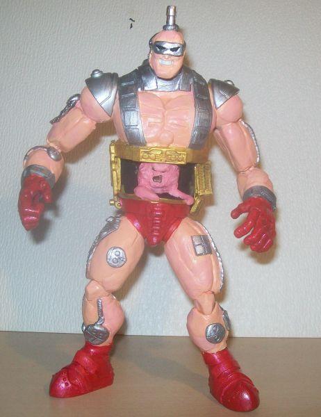 Krang (Teenage Mutant Ninja Turtles) Custom Action Figure