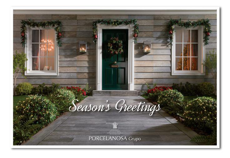 Parker Amsterdam Gris, toegepast op dit kersthuis ! Merry Christmas !!