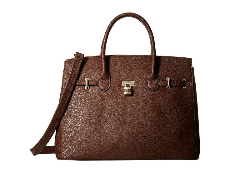 Gabriella Rocha Morgan Purse with Lock Coffee - 6pm.com