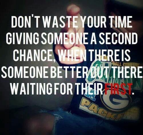Relationship Quotes Second Chance: Give It A Chance Quotes. QuotesGram