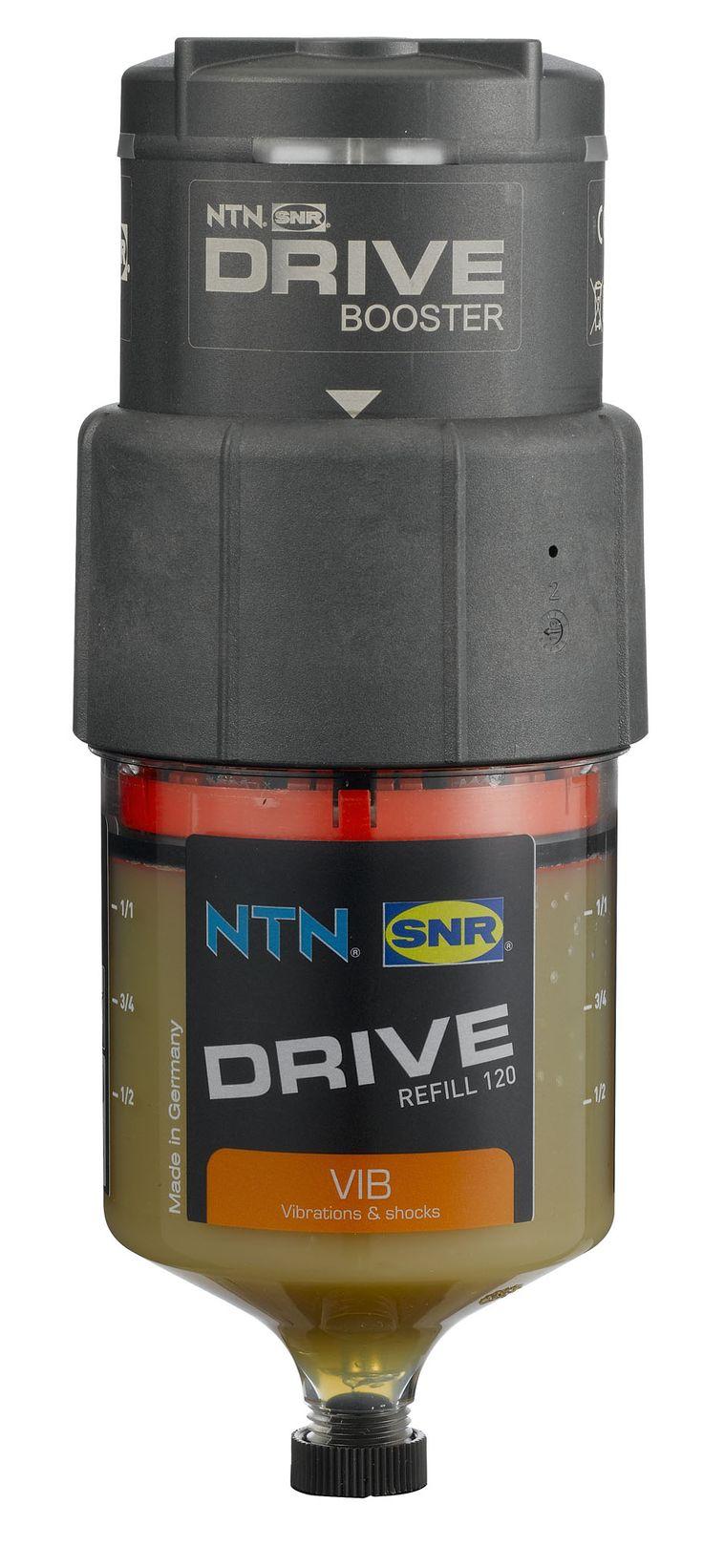 LUBER DRIVE KIT 120-VIB (for high vibrations)