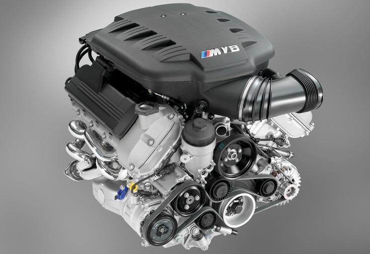 BMW V8 M3 engine