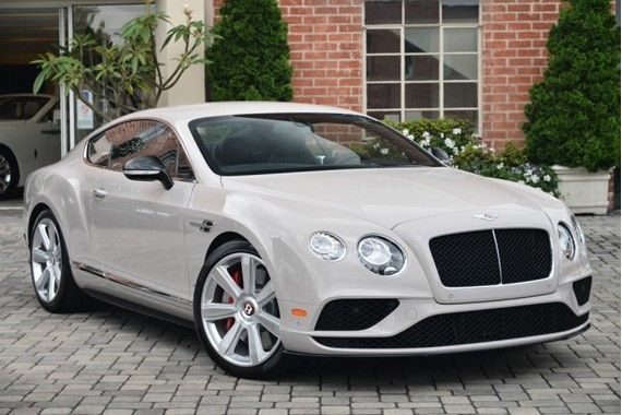 2016 Bentley Continental GT 2dr Coupe | 1474611 | Photo 1 Full Size