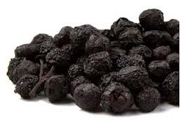 Bacche essiccate di Maqui (dried Maqui berries)