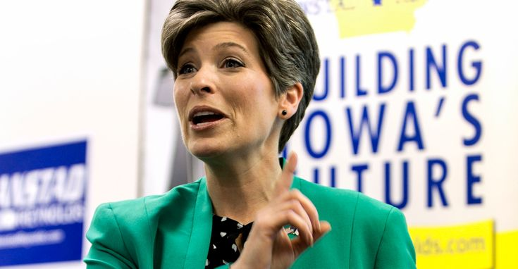 This is the full text of the Republican address to the nation by Sen. Joni Ernst, R-Iowa, as prepared for delivery.