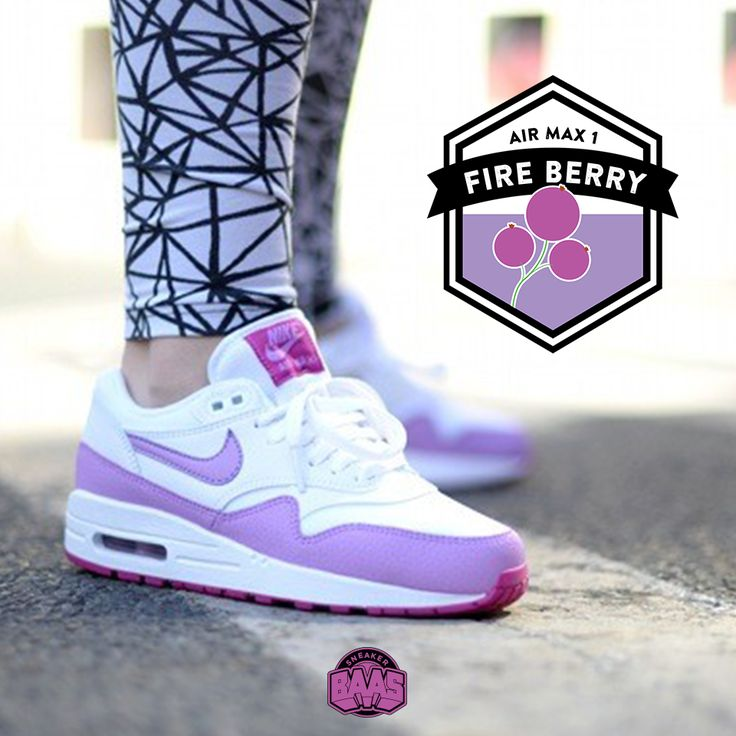 "#nike #air #airmax #airmaxone #airmax1 #nikefireberry #nikeair #nikeairmax #sneakerbaas #baasbovenbaas  Nike Air Max 1 Essentials ""Fire Berry"" - Now available - Priced at 134.95 Euro  For more info about your order please send an e-mail to webshop #sneakerbaas.com!"