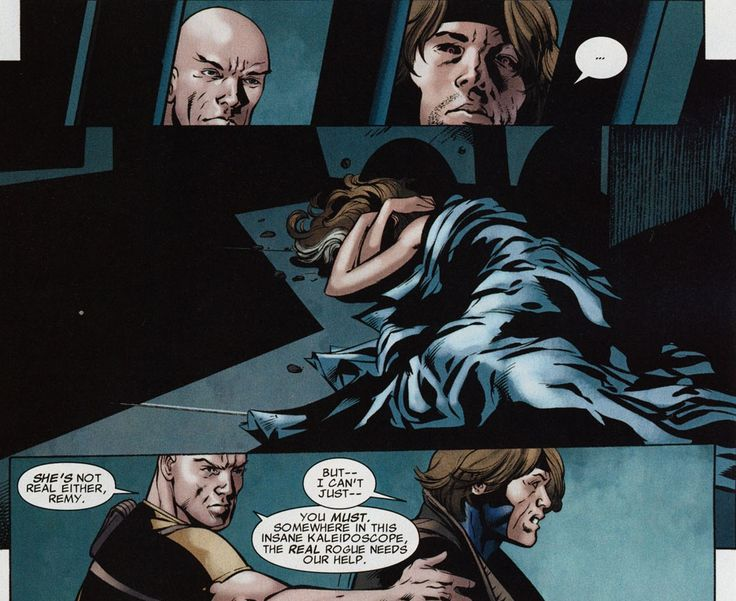 gambit in man relationship rogue