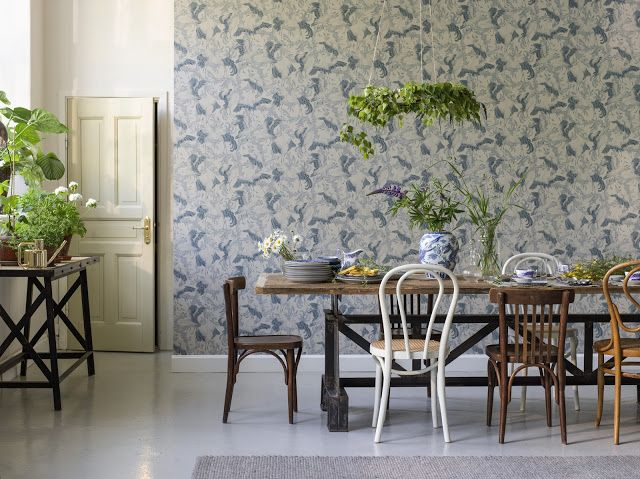 Emma von Brömssen: My new wallpaper collection