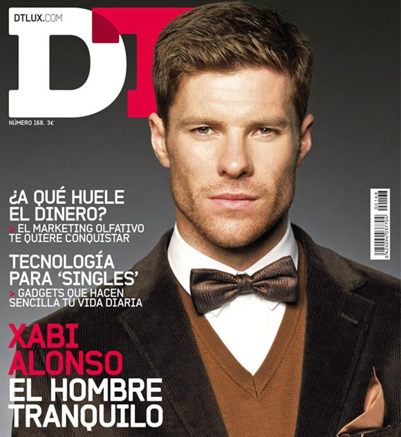 Xabi Alonso by Catatan Bola Photo Gallery, via Flickr