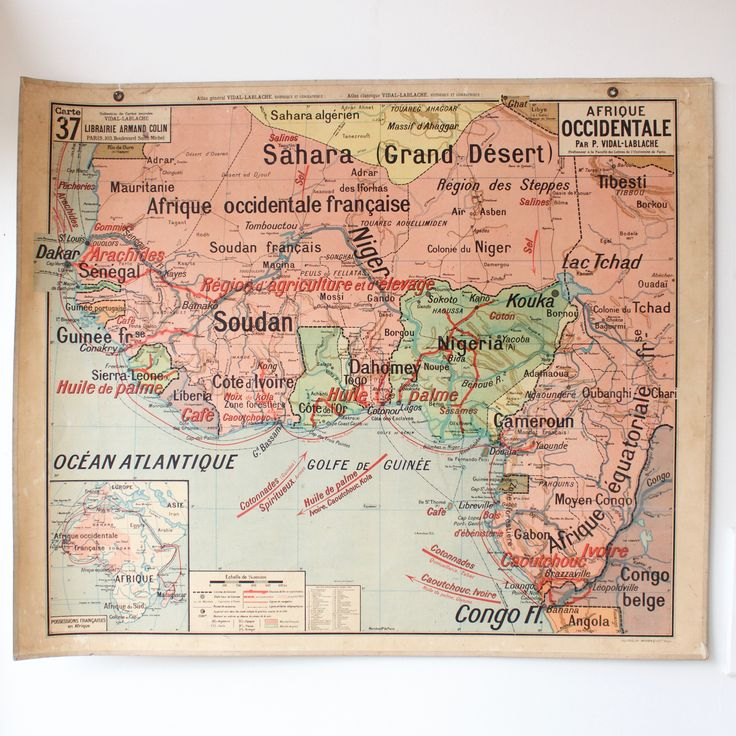 56 best cartes anciennes images on pinterest antique maps vintage school and french vintage. Black Bedroom Furniture Sets. Home Design Ideas