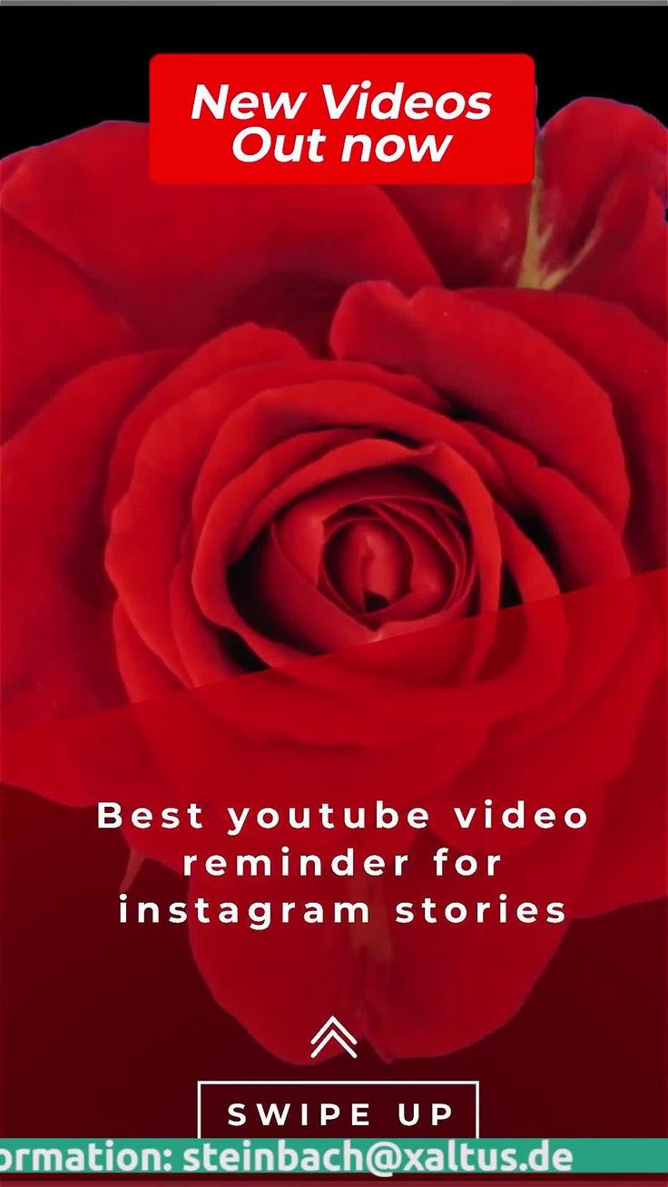 Youtube Channel Promotion ⚛ as Instagram Story [Video] in