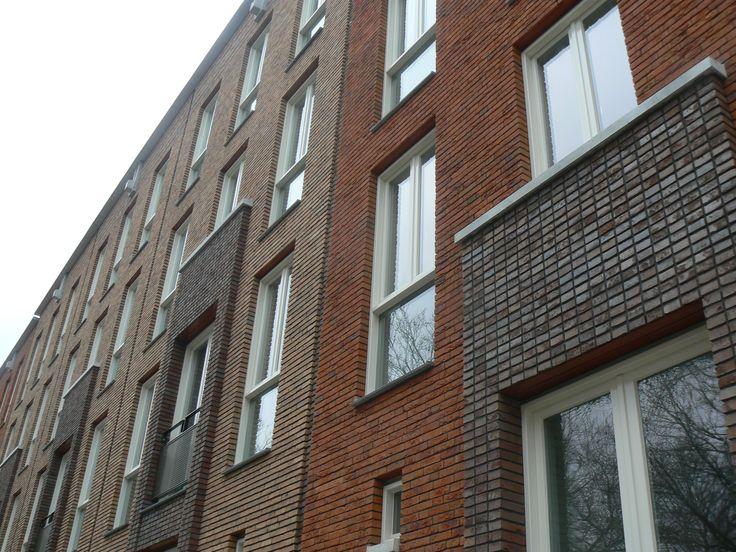 Mingo Falls, Ribbon Falls, Storvik gesinterd, appartementen in Rotterdam