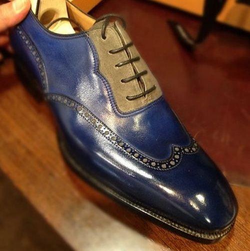 SAINT CRISPIN'S ce soulier est une merveille GT