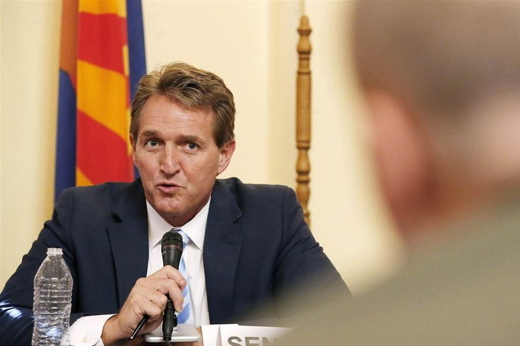 All the latest on Jeff Flake's new book and a new report that Donald Trump himself drafted his son's misleading statement about the 2016 Russia meeting