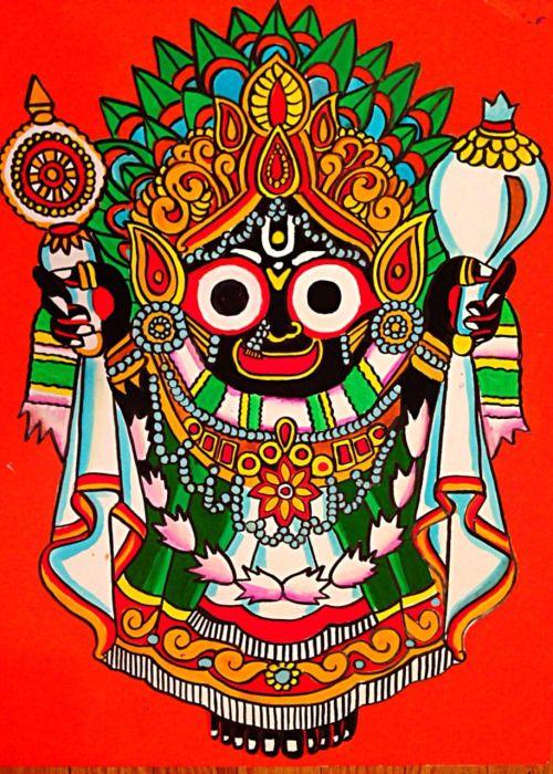 Shri Jagannath Lord of this universe! Robert Ryan 2014