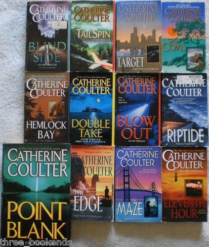 the maze catherine coulter pdf