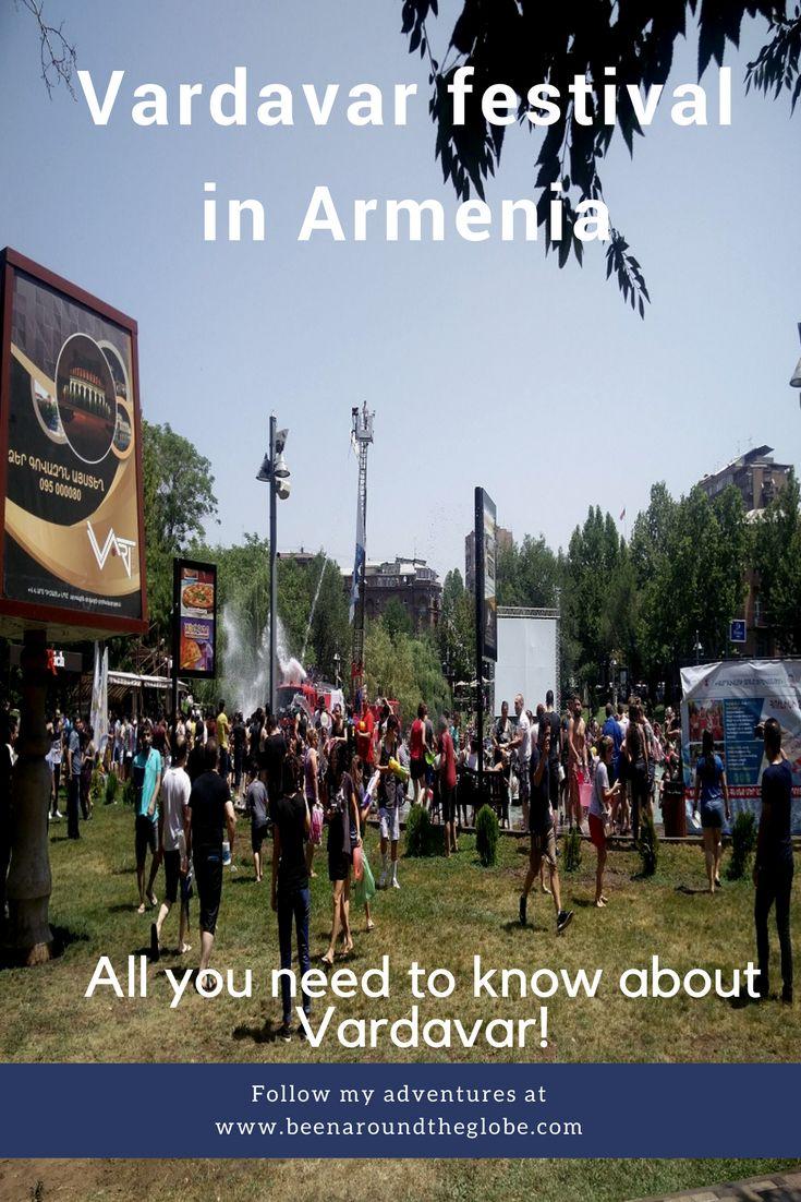 Vardavar, vardavar festival, Armenia, what is it, water battle, water, black travel movement